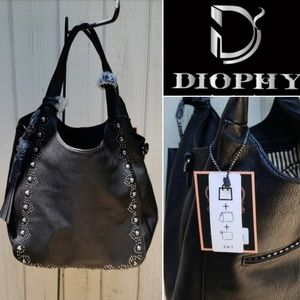Diophy 3 in 1 purse